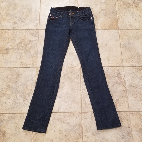 Ecko Unlimited Denim - Ecko Red Like New Straight Blue Jeans Great Pair!